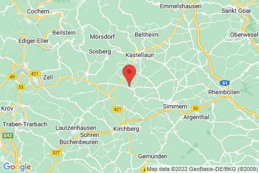 Karte Wüschheim