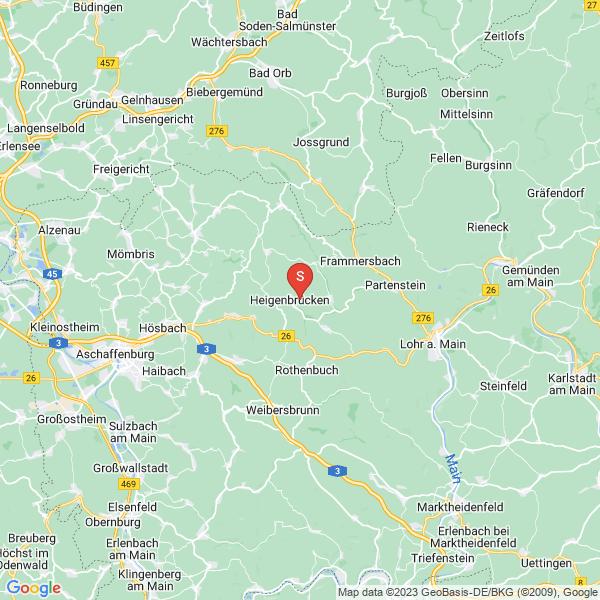 Kletterwald Spessart