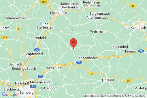 Karte Wattendorf