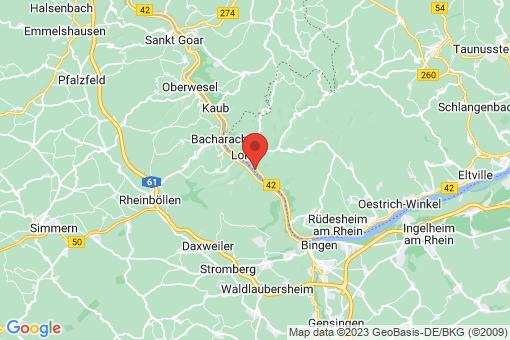 Karte Niederheimbach