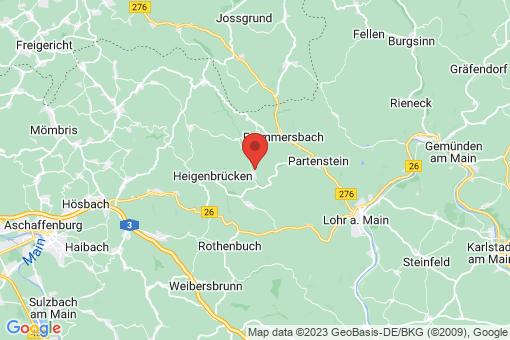 Karte Wiesthal