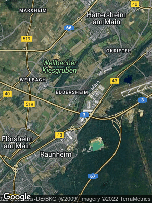 Google Map of Eddersheim
