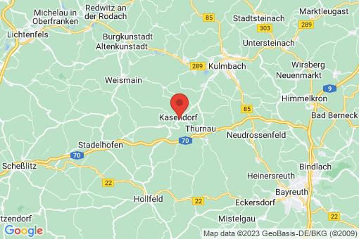 Karte Kasendorf