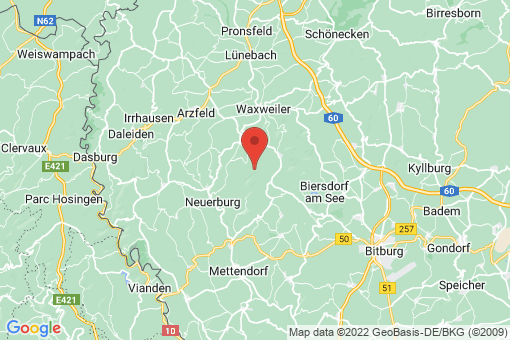 Karte Burscheid