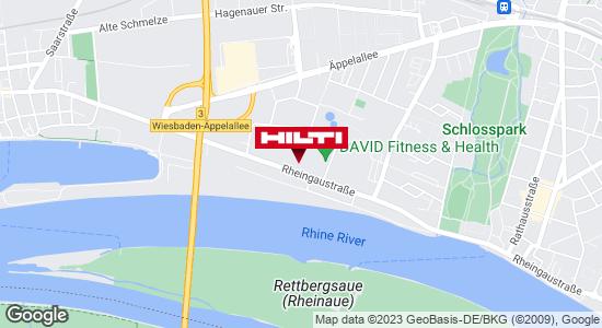 Hilti Store Wiesbaden