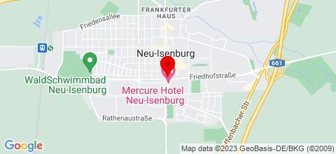 Google Map für Tilgert Wohnungen bei Frankfurt
