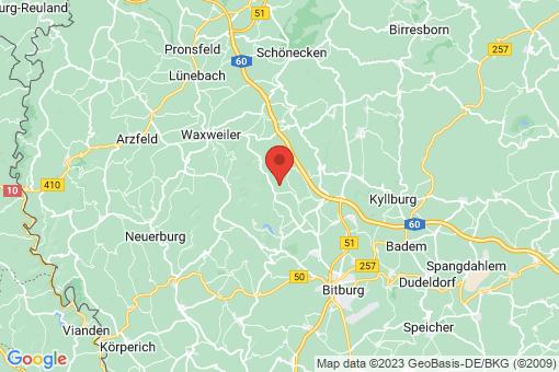 Karte Oberweiler