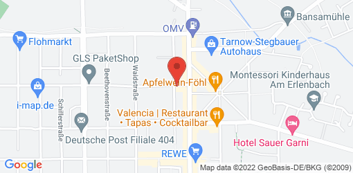Directions to Paletti Cafè & Restaurant
