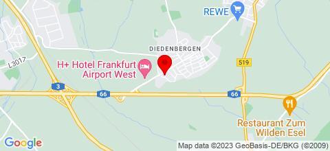 Google Map für Truckhaus