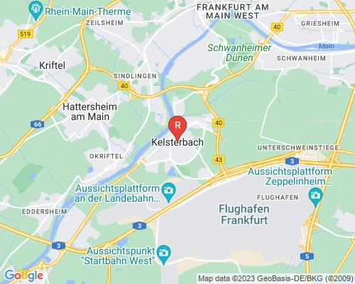 Google Karte von Rohrreinigung Kelsterbach