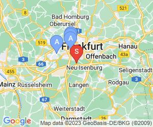 Karte für Freibad Stadion Frankfurt