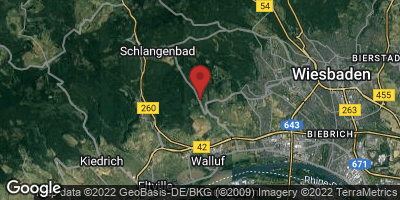Google Map of Frauenstein