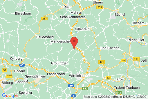Karte Oberöfflingen