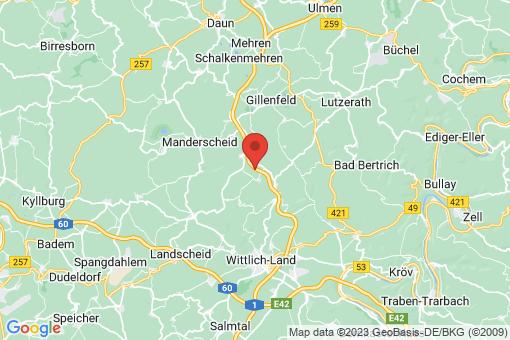 Karte Niederöfflingen