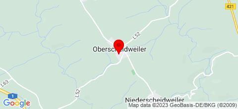 Google Map für Eifelurlaub Stolz