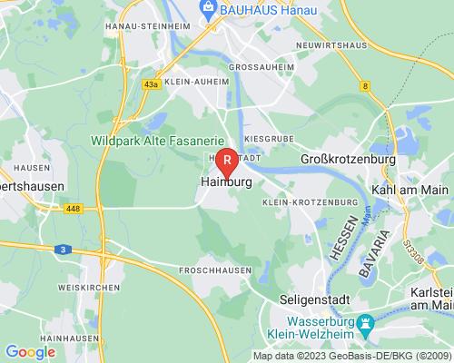 Google Karte von Rohrreinigung Hainburg