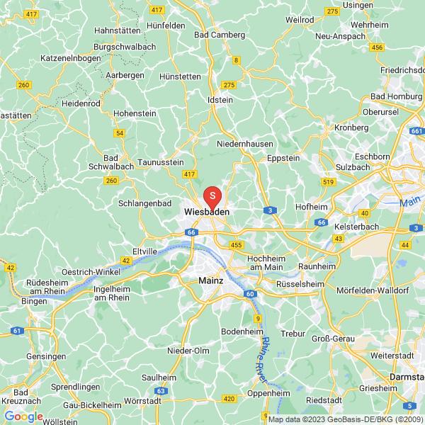 City-Bowling Wiesbaden