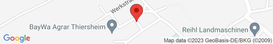 BayWa AG Thiersheim Anfahrt