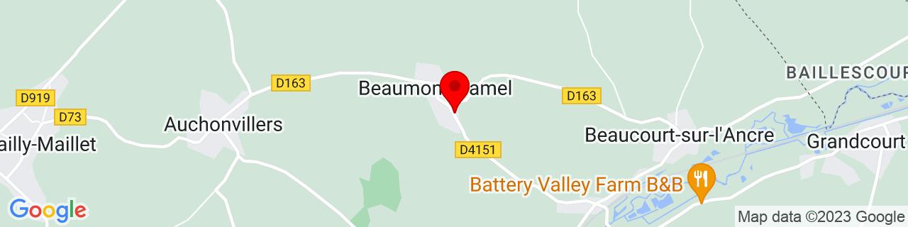 Google Map of 50.08193888888889, 2.658761111111111