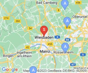 Karte für Kletterwald Neroberg