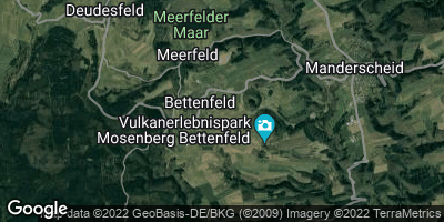 Google Map of Bettenfeld