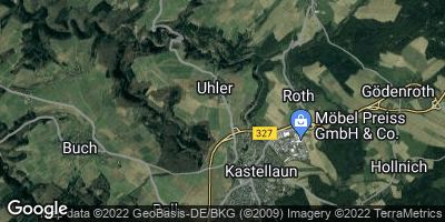 Google Map of Uhler