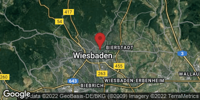 Google Map of Nordenstadt