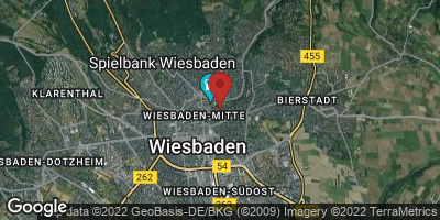 Google Map of Schierstein