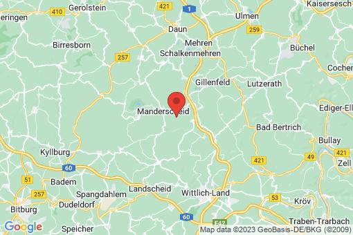 Karte Pantenburg