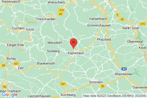 Karte Uhler