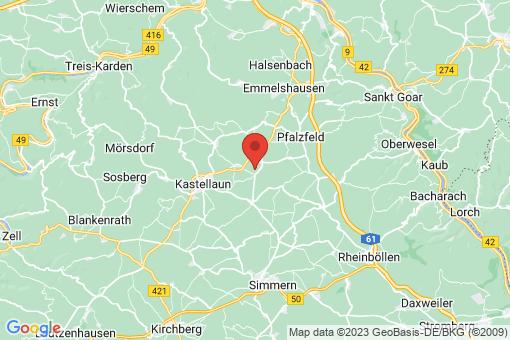 Karte Braunshorn