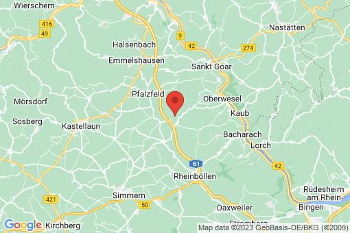 Karte Wiebelsheim