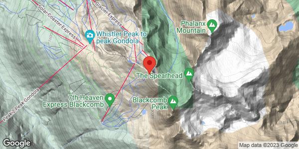 Blackcomb, Horstman peak