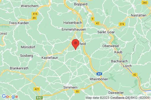Karte Lingerhahn