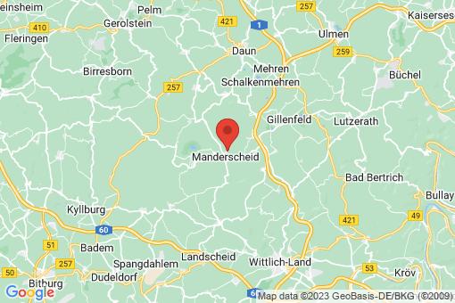 Karte Manderscheid