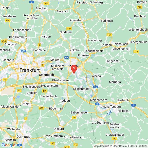 Waldseilpark Hanau