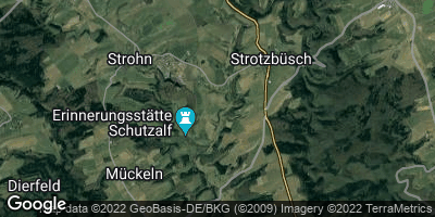 Google Map of Strotzbüsch