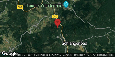 Google Map of Schlangenbad