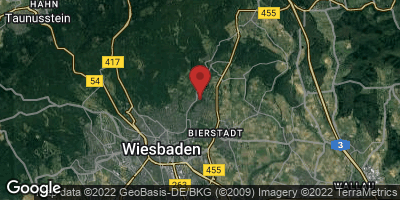 Google Map of Sonnenberg