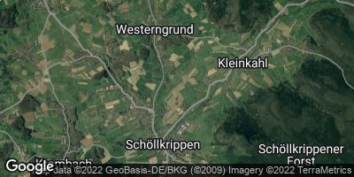 Google Map of Westerngrund
