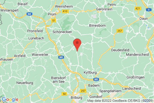Karte Balesfeld
