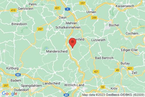 Karte Wallscheid