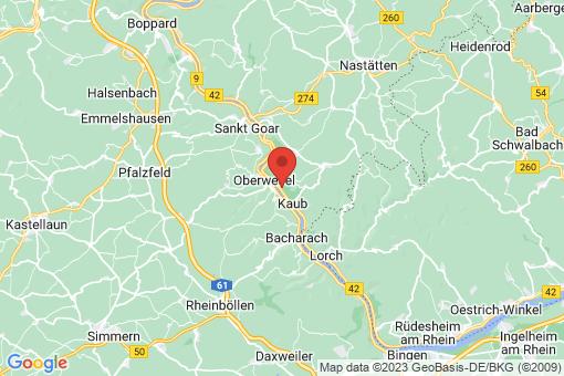 Karte Dörscheid