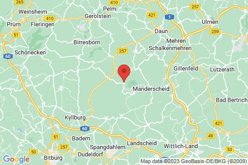 Karte Deudesfeld