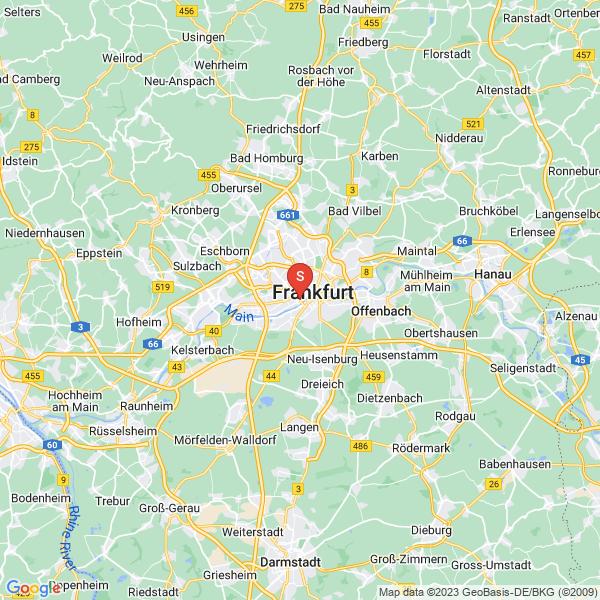 Pension Alpha Frankfurt City