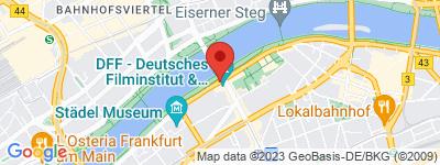 Kino im DFF - Deutsches Filminstitut & Filmmuseum