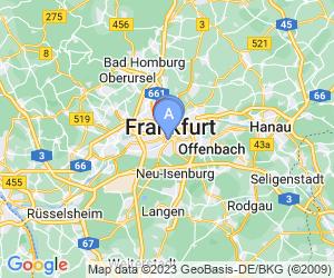 Karte für Jüdisches Museum Frankfurt