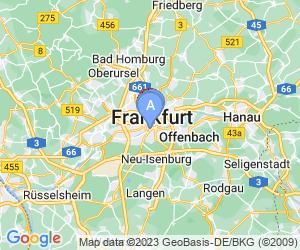 Karte für Frankfurter Goethe-Museum