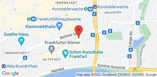 Directions to HANS IM GLÜCK Burgergrill & Bar
