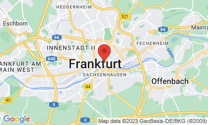 Arbeitsort: Frankfurt